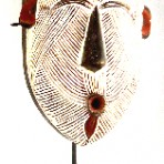 Songye bird mask
