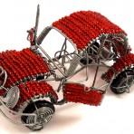 Wire car