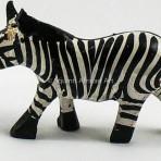 Wooden Zebra