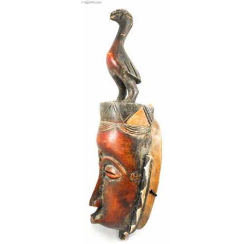 Baule Bird Mask