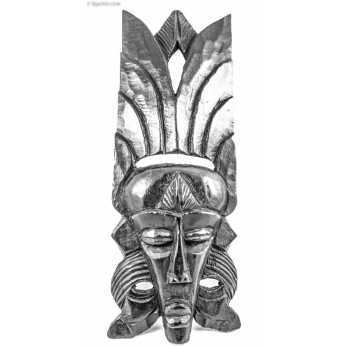 Congo Ebony Mask - Male