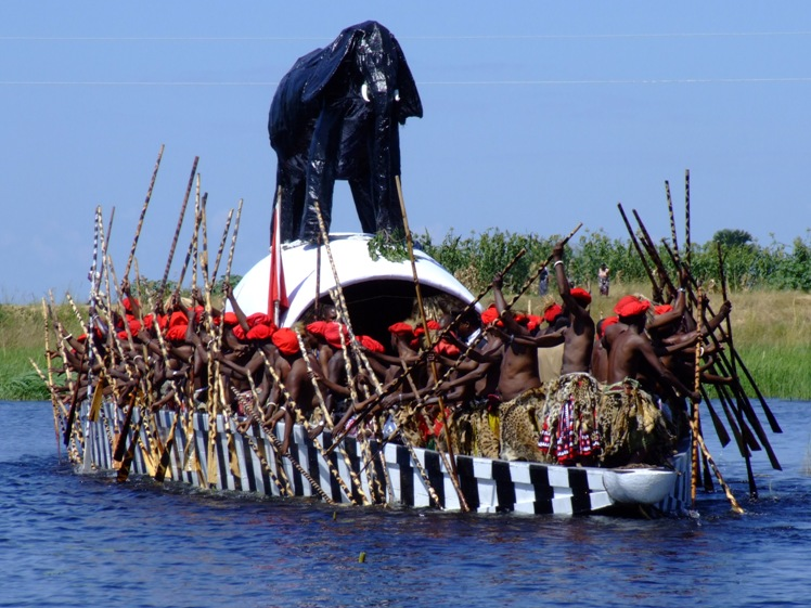 Kuomboka Ceremony