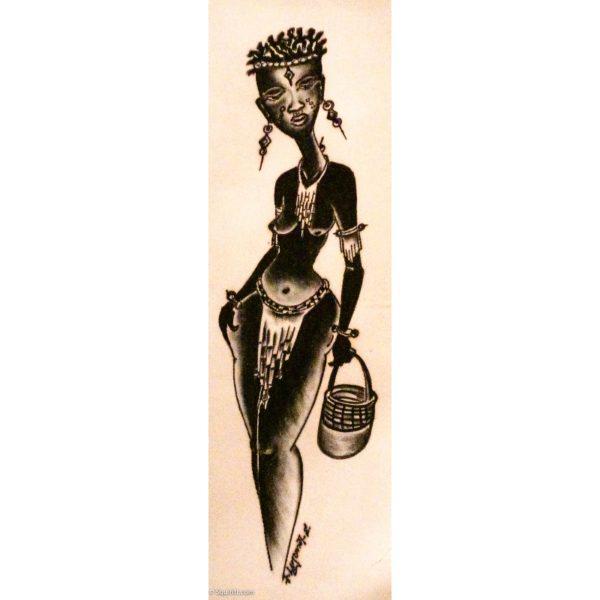 Buganda queen