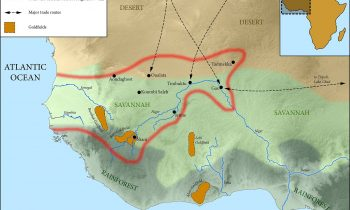 The Mali Empire under Mansa Musa